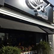 سایبان پوششی- کافه کافمون