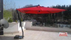 چتر پایه بغل