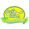تبلیغات شرکت سبزان روی سایبان توسط ایران سایبان