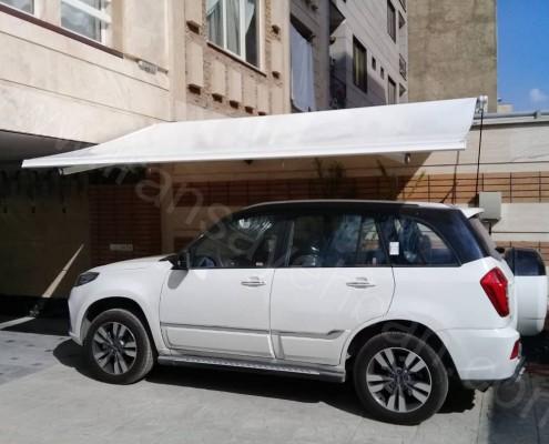 سایبان خودرو