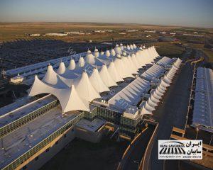 سازه کششی فرودگاه