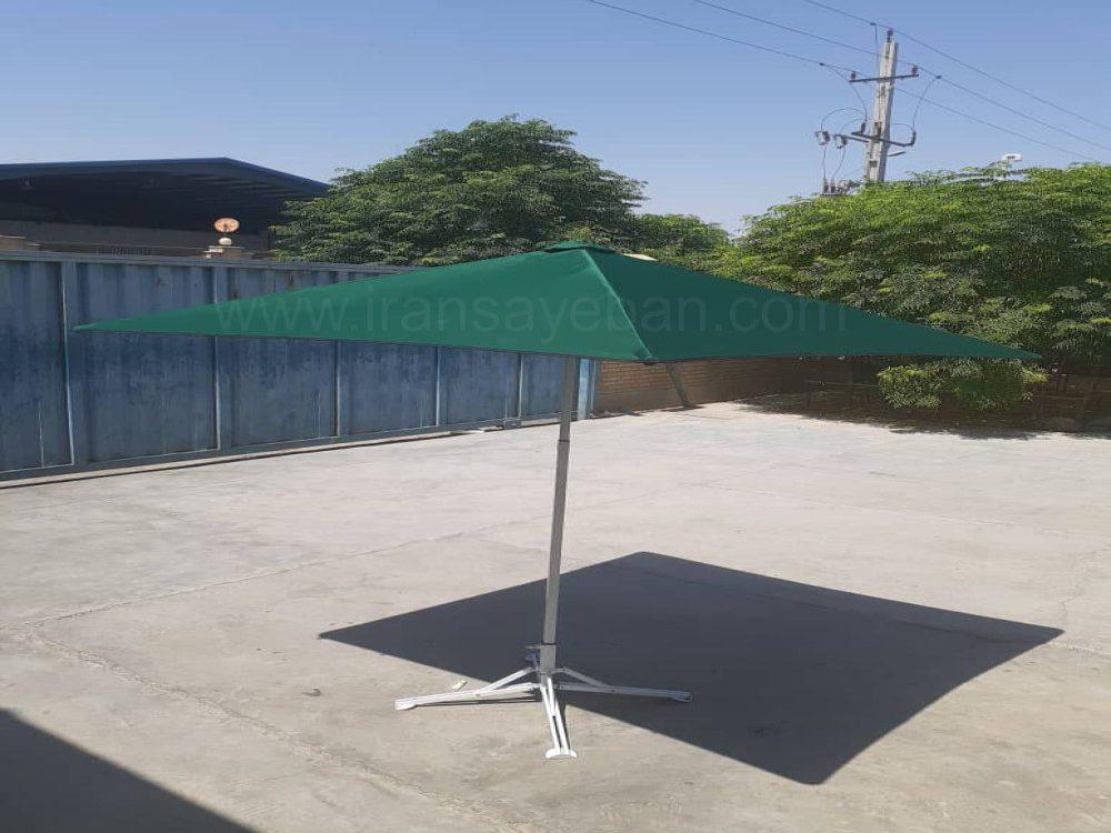 چتر پایه وسط